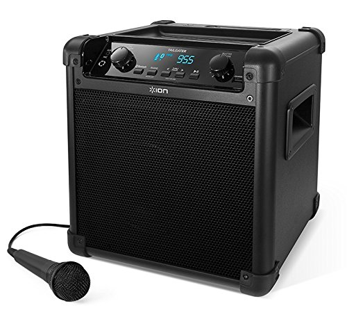 ION Audio Tailgater Wireless Speaker (iPA77)