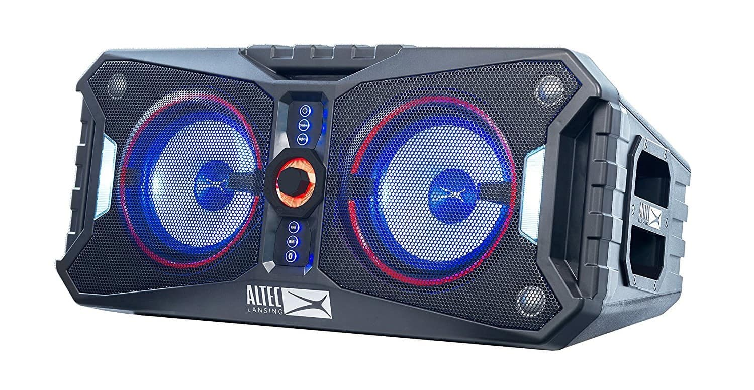 Altec Lansing XPEDITION 8 Bluetooth Party Speaker
