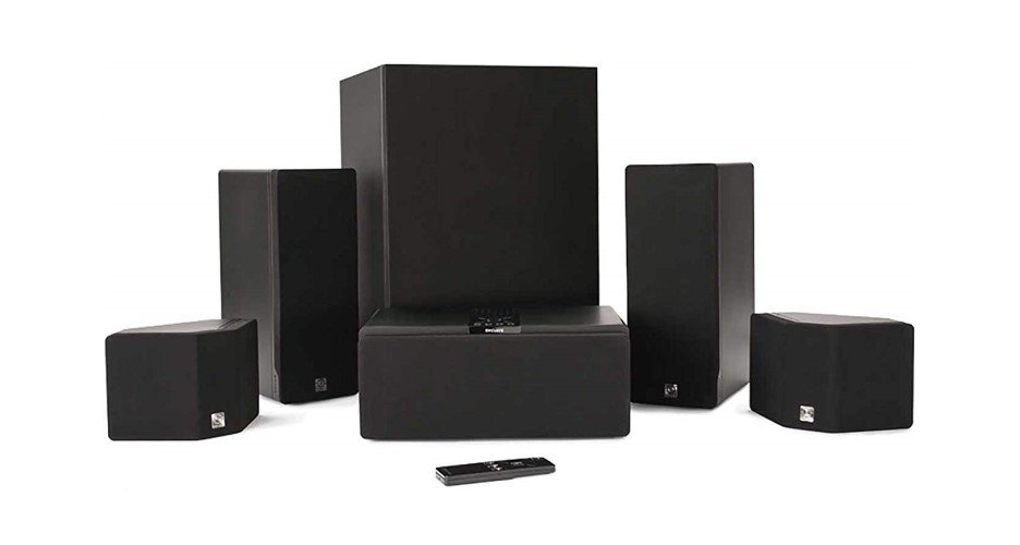 Enclave Audio CineHome Wireless 5.1 Home Theater