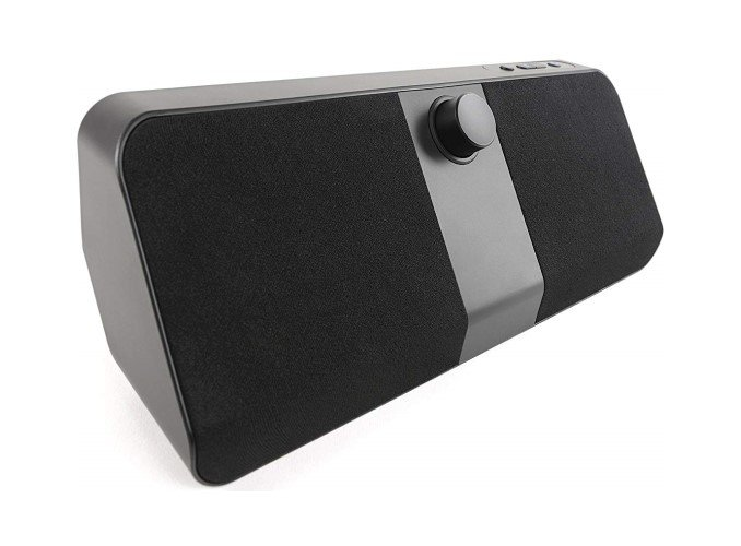 Grace Digital Voice Enhanced Wireless TV Speaker