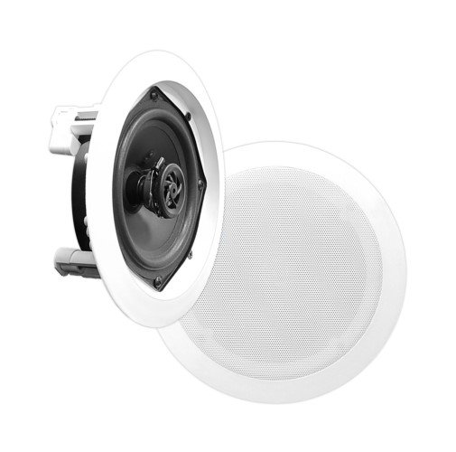 "Pyle 8"" Flush Mount In-Wall-In-Ceiling Speaker Kit"
