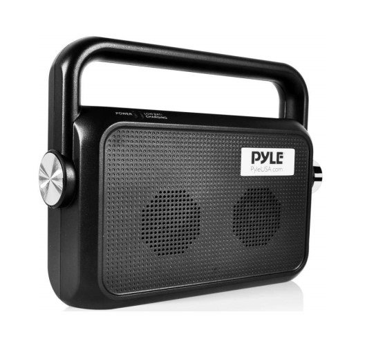 Pyle Wireless TV Speaker (PTVSP18BK)