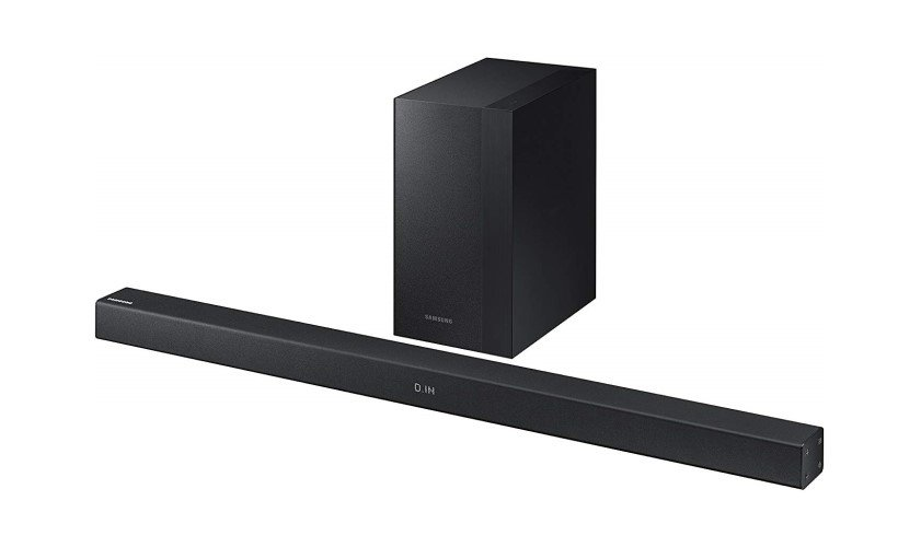 Samsung 2.1 200 Watt Wireless Soundbar (HW-M360-ZA)