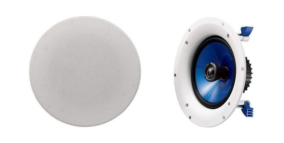 Yamaha NS-IC800 In-ceiling Speakers
