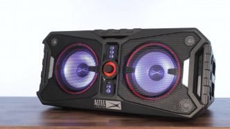 Altec Lansing Xpedition 8 (ALP-XP800) Review - Audiostance