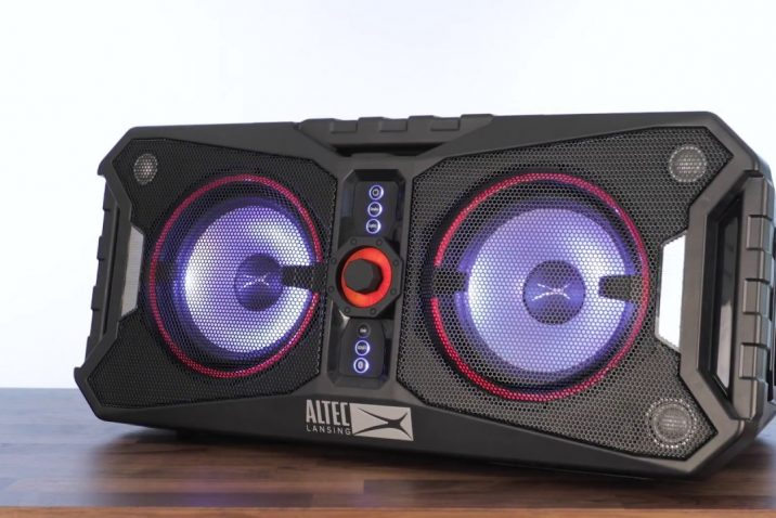 Altec Lansing Xpedition 8 (ALP-XP800) Review - Audiostance