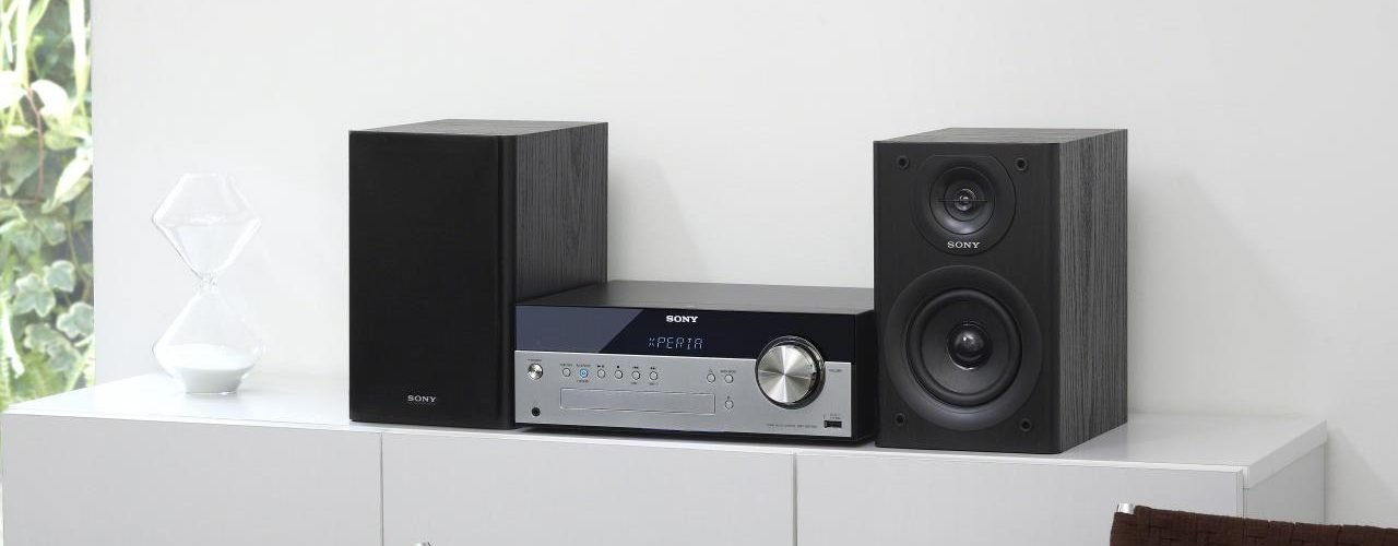 Sony CMT-SBT100 HiFi System Review - Audiostance