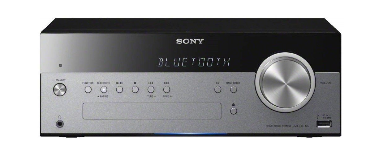 Sony CMT-SBT100 HiFi System Review • Audiostance