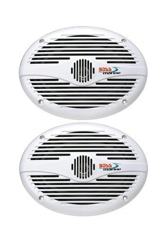 BOSS Audio MR690 Weatherproof Marine Speakers