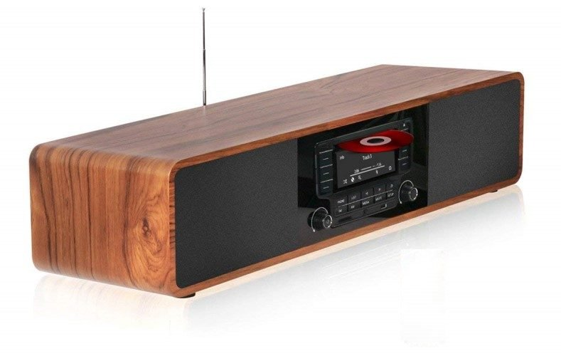KEiiD Compact Home Stereo System
