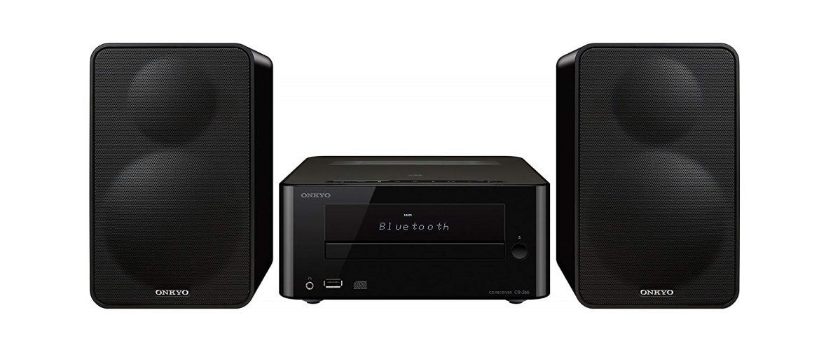 Onkyo CS-265(B) CD Hi-Fi Mini System
