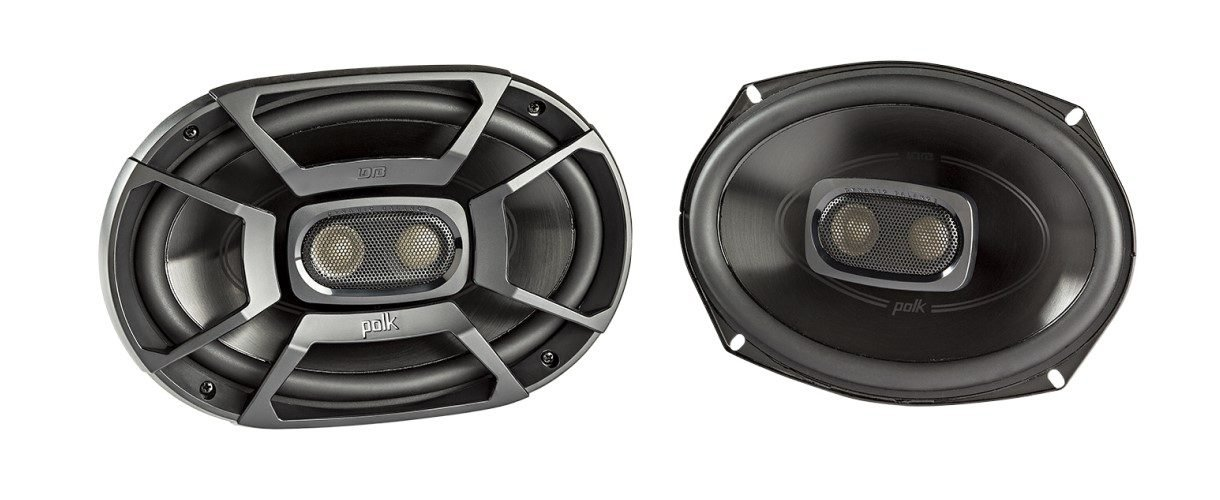 "Polk Audio DB691 6"" x 9"" 3-Way Marine Speakers"