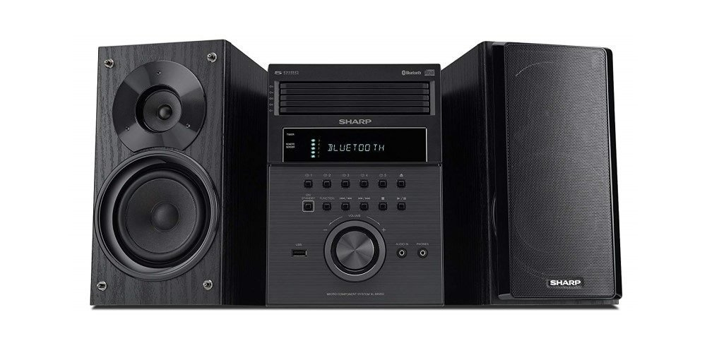 Sharp XL-BH250 Micro Shelf Executive Speaker System