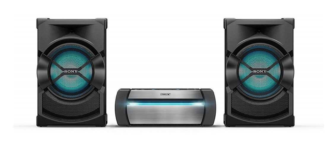 Sony Shake-X10 High-Power Home Audio System