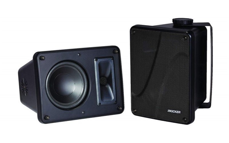 Kicker KB6000 Full Range Speakers