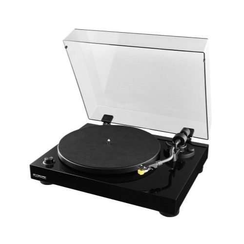 Fluance RT80 High Fidelity Vinyl Turntable Record Player - Best Record Player with Speakers