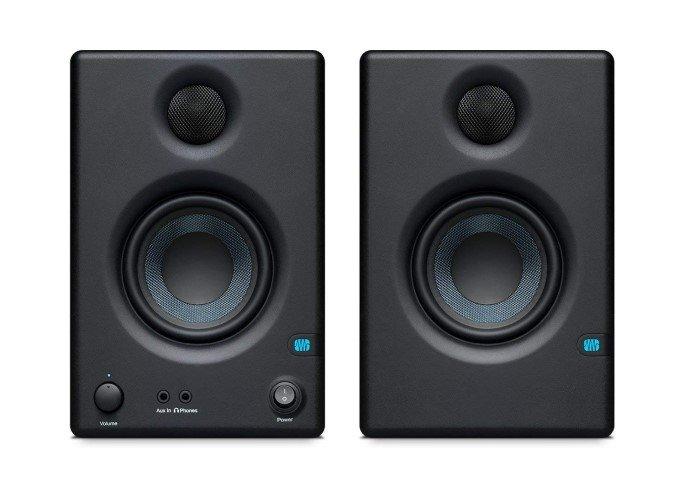 Best Speaker for Vinyl Record Player - PreSonus Eris E3.5.
