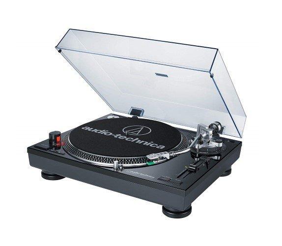Audio-Technica AT-LP120BK-USB