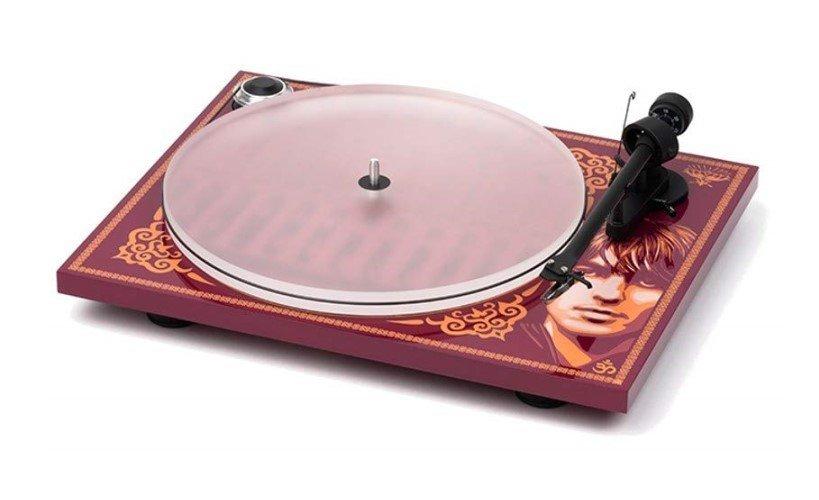 Pro-Ject Essential III George Harrison Turntable