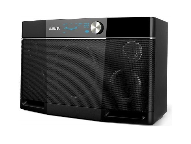 Aiwa Exos-9 Portable Bluetooth Speaker - Loudest Bluetooth Speakers