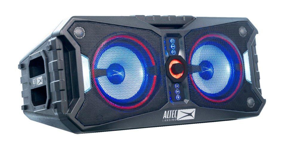 Altec Lansing Xpedition 8 (ALP-XP800) - Loudest Bluetooth Speaker