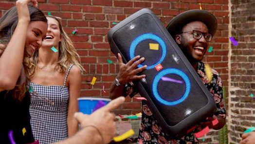 JBL PartyBox 300 Review - Audiostance