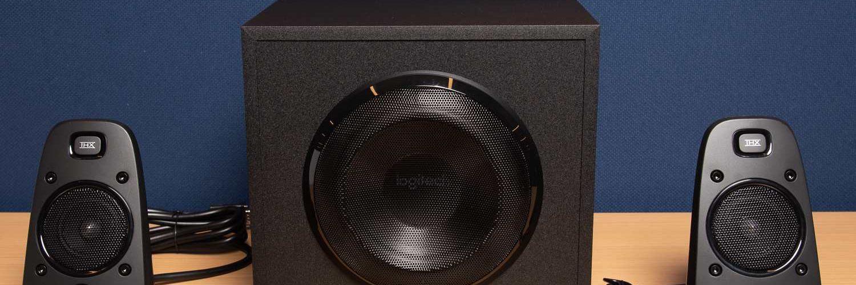 Logitech Z623 Review - Audiostance