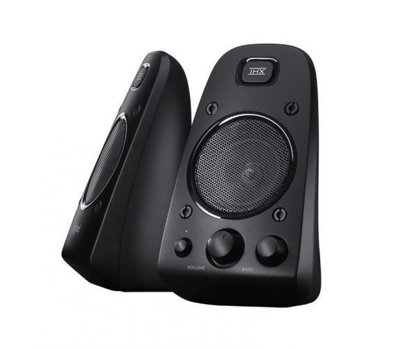 Logitech Z623 Review • (Speaker System with Subwoofer)