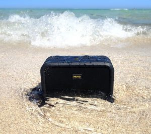 Salt Water Speaker