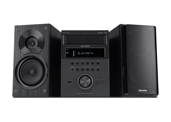 Sharp XL-BH250 Micro Shelf Executive Speaker System