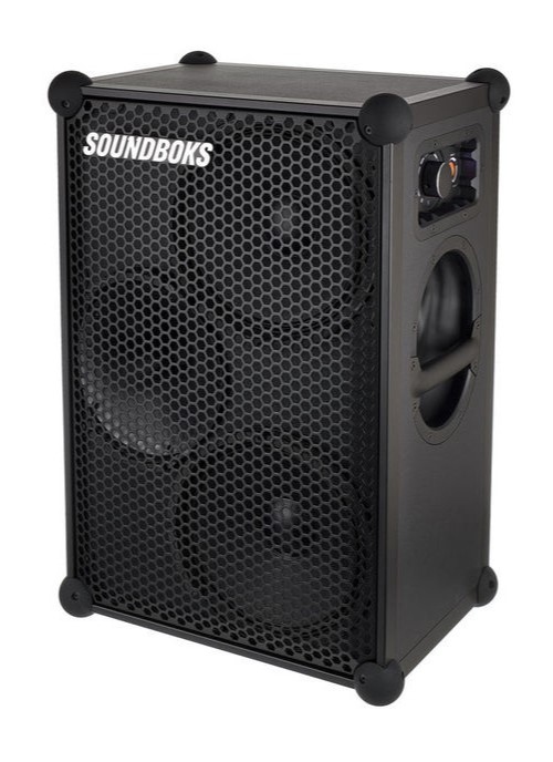 Loudest Bluetooth Speaker - The New SOUNDBOKS - Audiostance